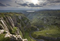 Cheddar Gorge and Caves